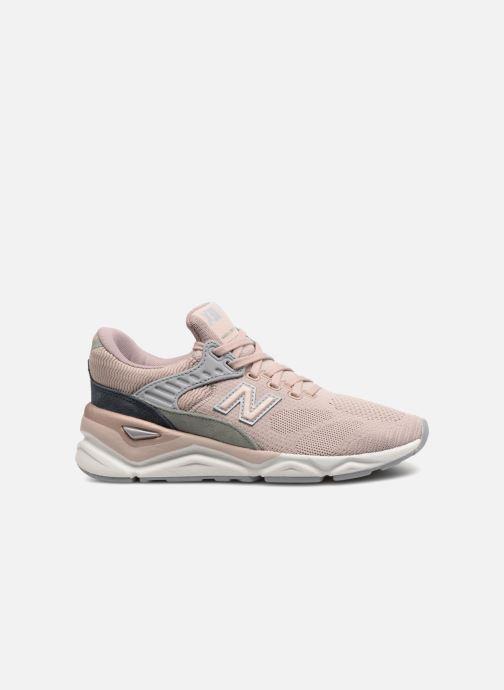 Sneaker New Balance WSX90 rosa ansicht von hinten