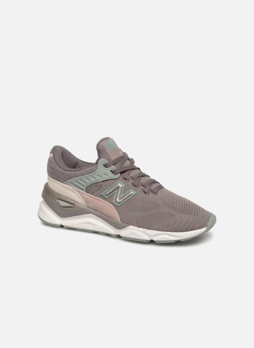 Trainers New Balance WSX90 Grey detailed view/ Pair view