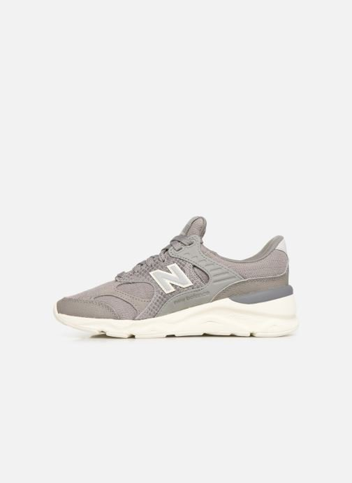 Baskets New Balance WSX90 Gris vue face