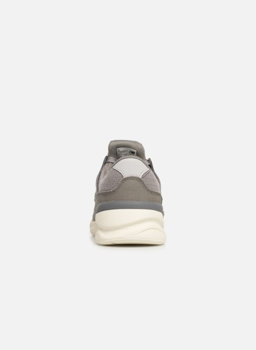 Trainers New Balance WSX90 Grey view from the right