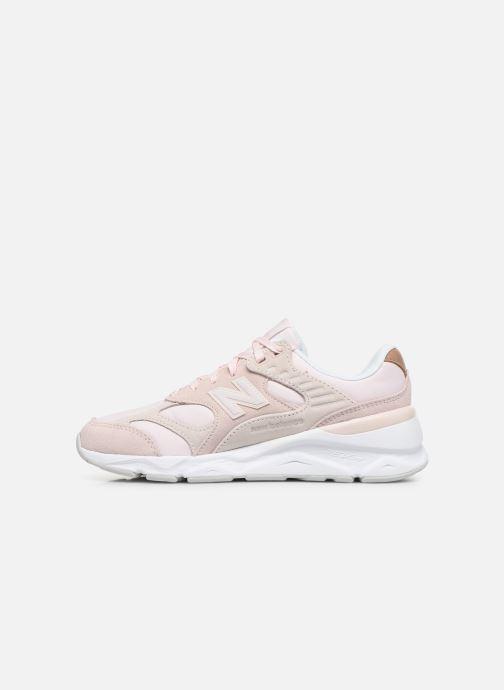 Sneaker New Balance WSX90 rosa ansicht von vorne
