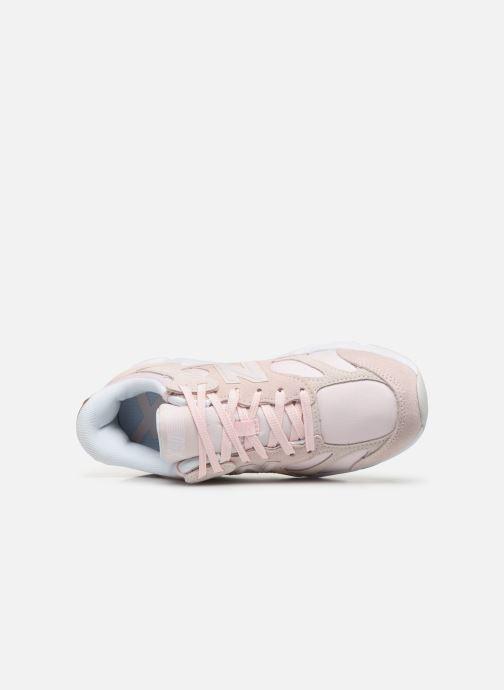 Sneaker New Balance WSX90 rosa ansicht von links