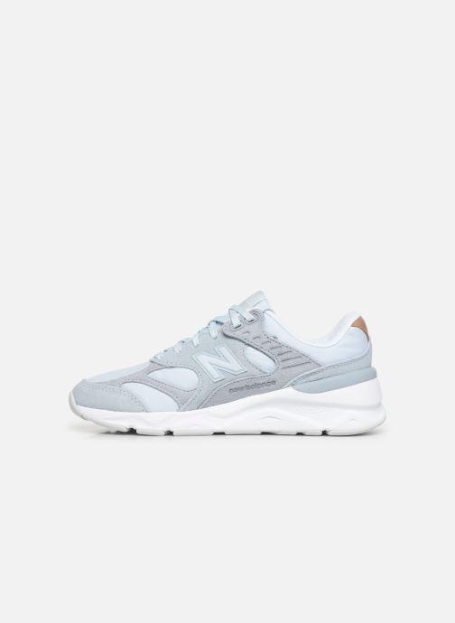 Sneakers New Balance WSX90 Blauw voorkant