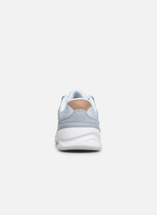 Sneaker New Balance WSX90 blau ansicht von rechts