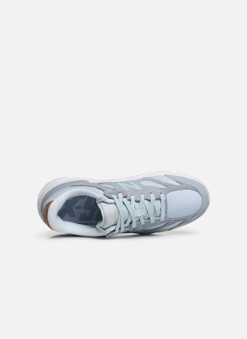 Sneaker New Balance WSX90 blau ansicht von links