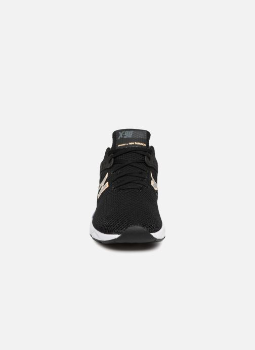 Baskets New Balance MSX90 Noir vue portées chaussures