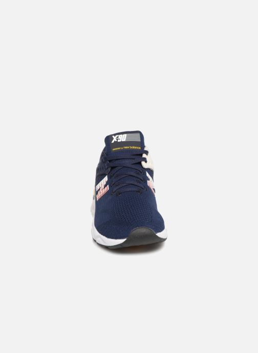 Trainers New Balance MSX90 Blue model view