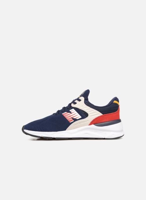 Trainers New Balance MSX90 Blue front view