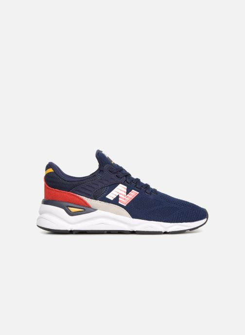 Trainers New Balance MSX90 Blue back view