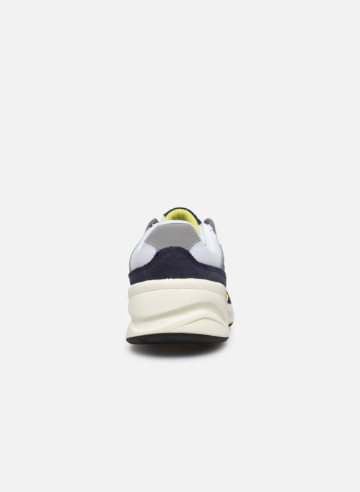 Trainers New Balance MSX90 White view from the right