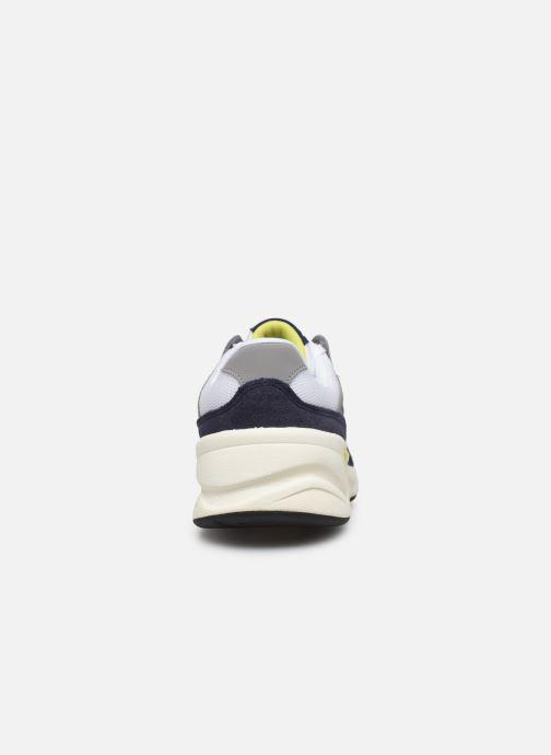 Sneaker New Balance MSX90 weiß ansicht von rechts