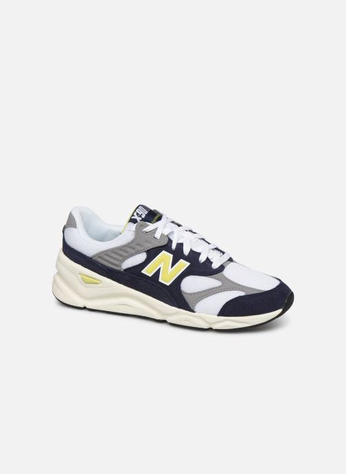 Trainers New Balance MSX90 White detailed view/ Pair view