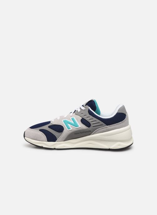 Trainers New Balance MSX90 Grey front view