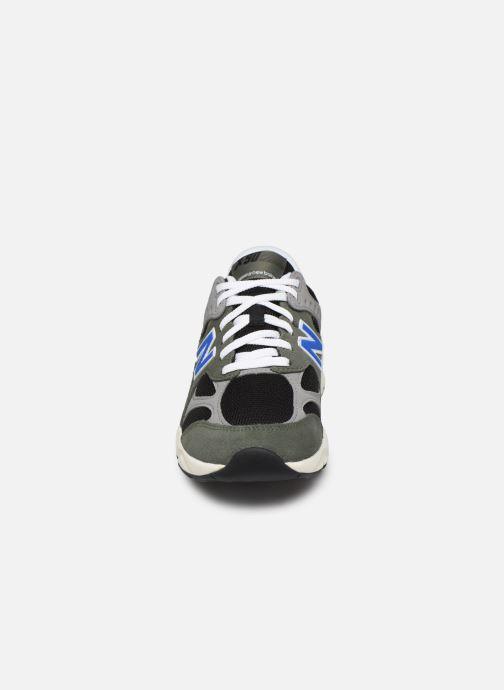 Baskets New Balance MSX90 Vert vue portées chaussures