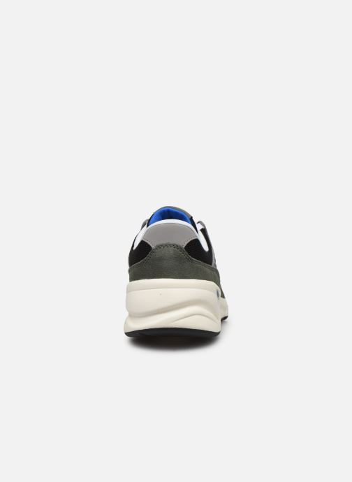 Baskets New Balance MSX90 Vert vue droite