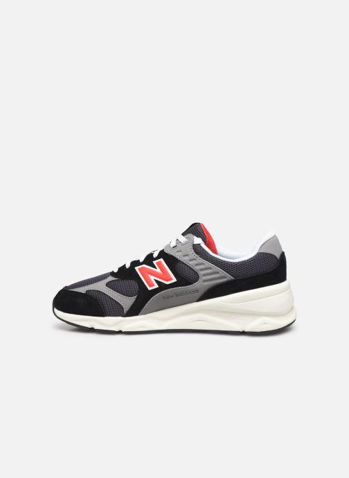 Sneaker New Balance MSX90 schwarz ansicht von vorne