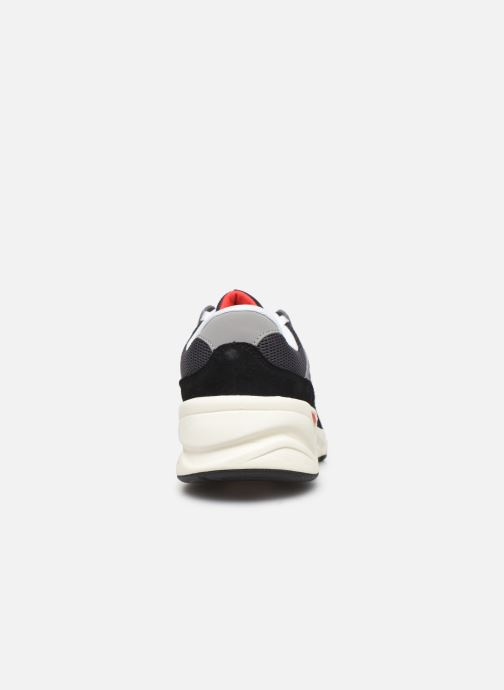 Trainers New Balance MSX90 Black view from the right
