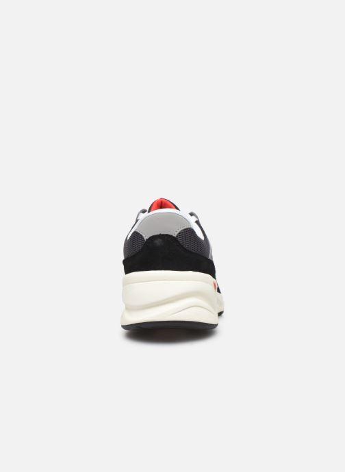 Sneaker New Balance MSX90 schwarz ansicht von rechts