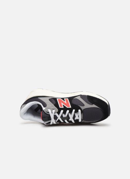 Deportivas New Balance MSX90 Negro vista lateral izquierda