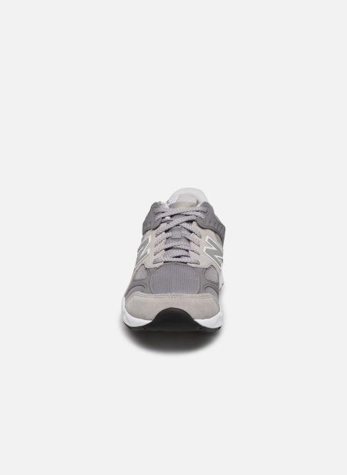 Sneaker New Balance MSX90 grau schuhe getragen
