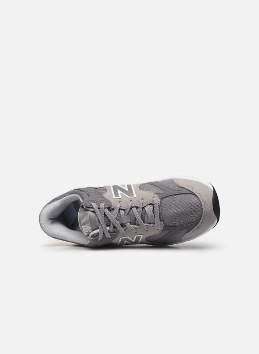 Sneaker New Balance MSX90 grau ansicht von links