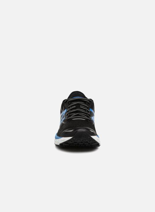 Chaussures de sport New Balance MSOLV Noir vue portées chaussures