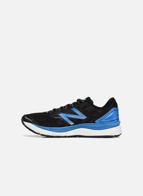 Sport shoes New Balance MSOLV Black front view