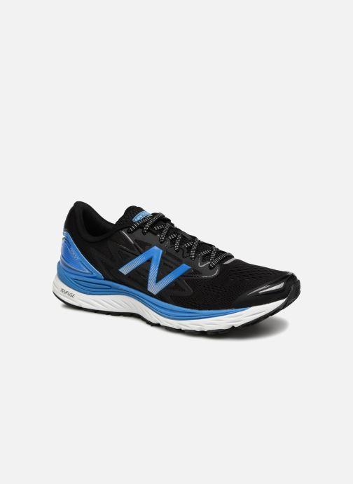 Chaussures de sport New Balance MSOLV Noir vue détail/paire