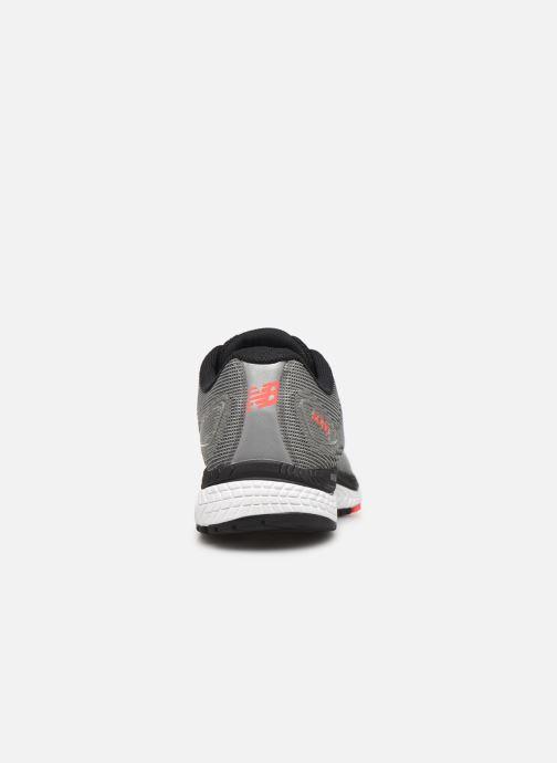 Zapatillas de deporte New Balance MSOLV Gris vista lateral derecha