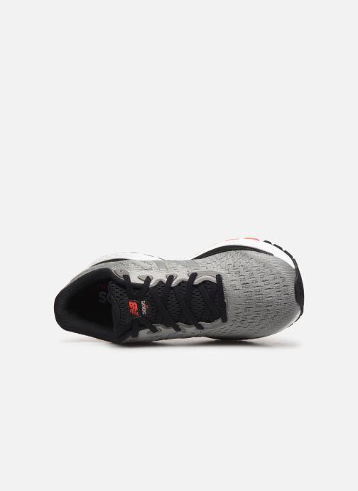 Zapatillas de deporte New Balance MSOLV Gris vista lateral izquierda