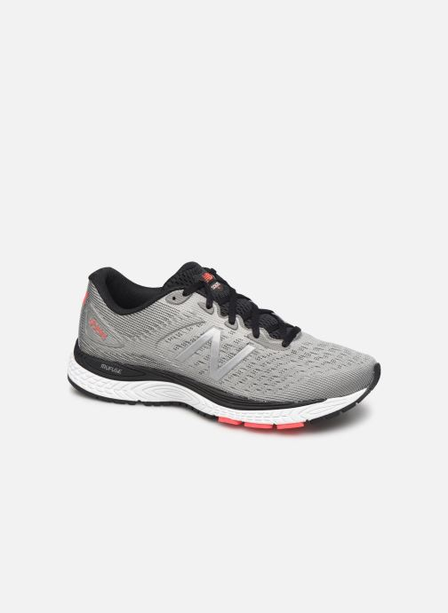 Sport shoes New Balance MSOLV Grey detailed view/ Pair view