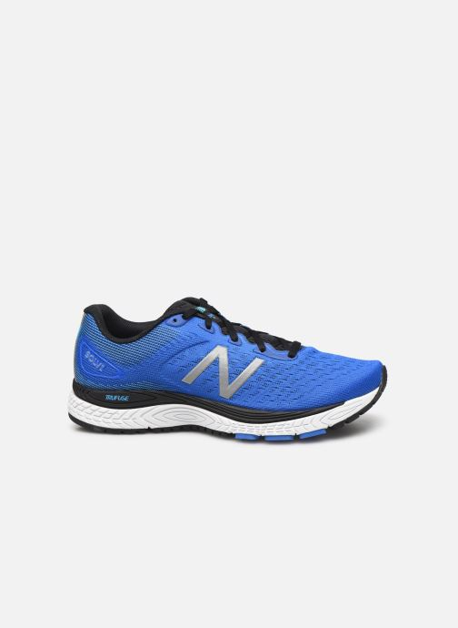 Sport shoes New Balance MSOLV Blue back view