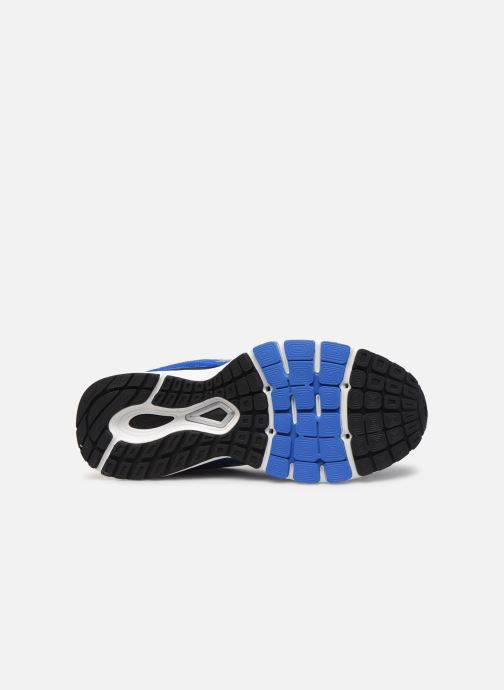 Sport shoes New Balance MSOLV Blue view from above