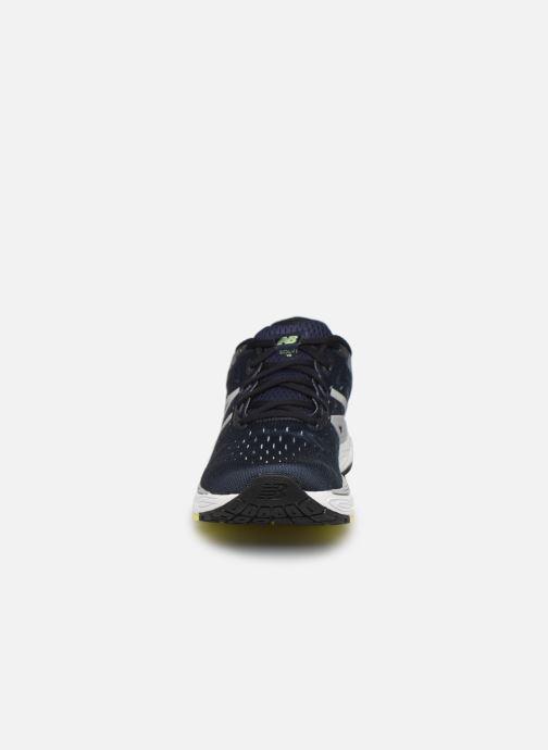 Chaussures de sport New Balance MSOLV Bleu vue portées chaussures