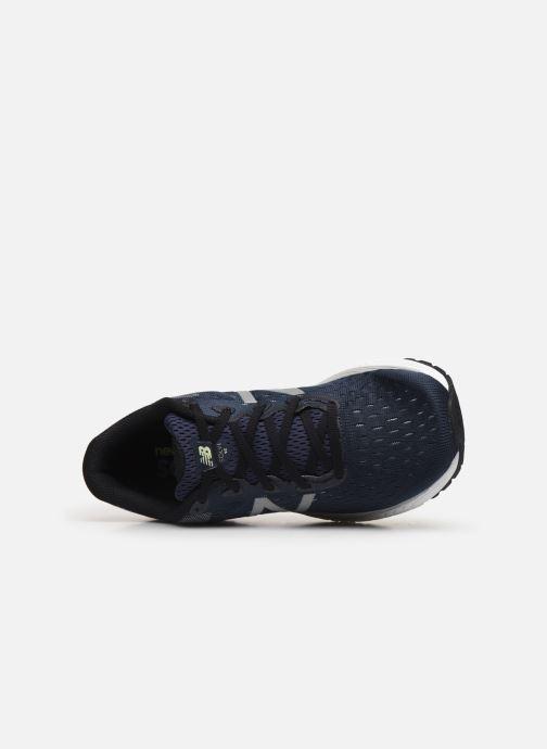 Chaussures de sport New Balance MSOLV Bleu vue gauche