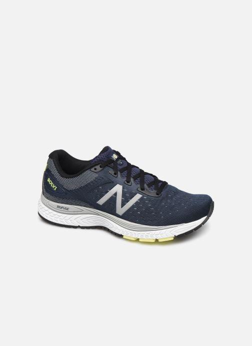 Zapatillas de deporte New Balance MSOLV Azul vista de detalle / par