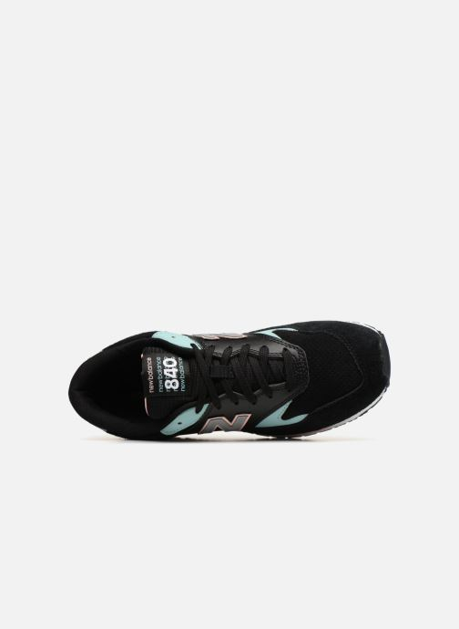 Trainers New Balance ML840 Black view from the left