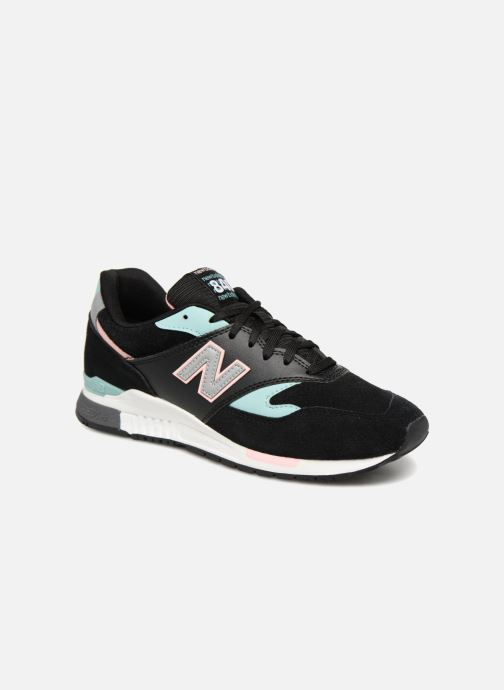 Trainers New Balance ML840 Black detailed view/ Pair view