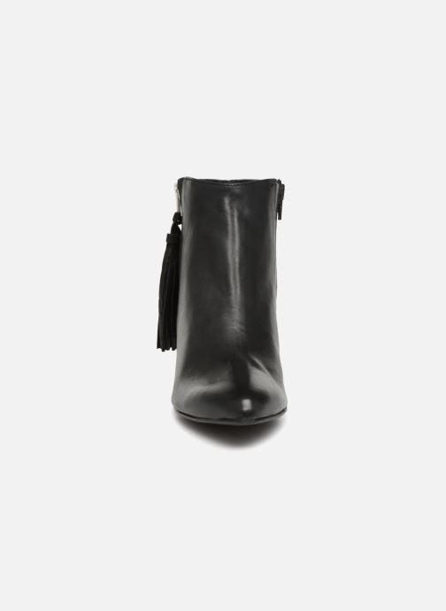Bottines et boots Georgia Rose Hepopoma Noir vue portées chaussures