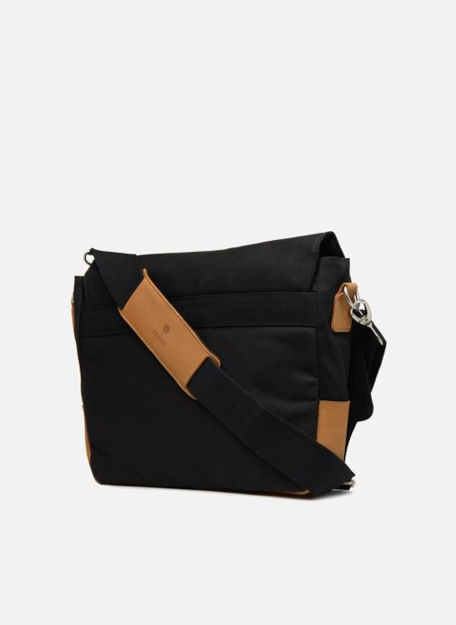 Laptop cases Faguo MESSENGER01 Black view from the right