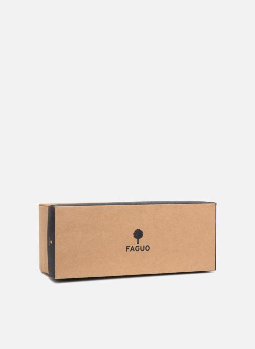 Socken & Strumpfhosen Faguo CHAUSSETTES SEMAINIER mehrfarbig schuhe getragen
