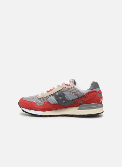 Sneakers Saucony Shadow 5000 Vintage Rosso immagine frontale