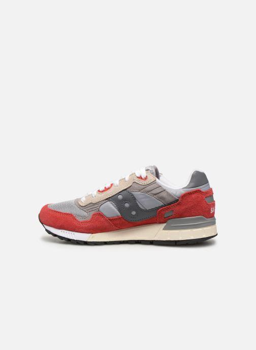 Sneaker Saucony Shadow 5000 Vintage rot ansicht von vorne