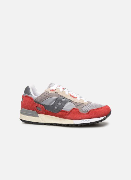 Sneaker Saucony Shadow 5000 Vintage rot ansicht von hinten