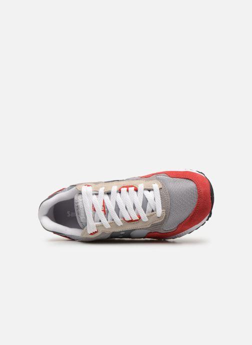 Sneaker Saucony Shadow 5000 Vintage rot ansicht von links