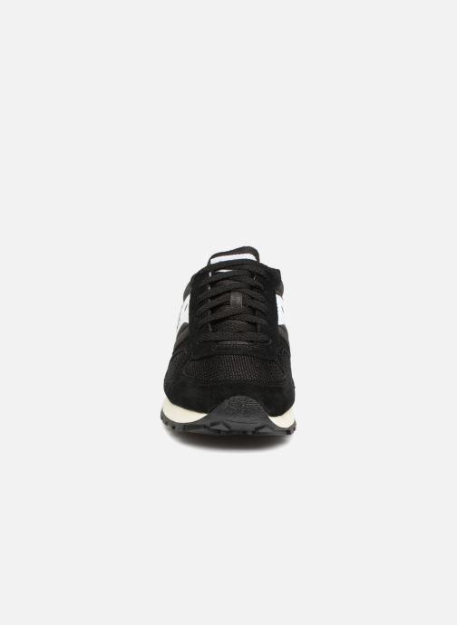 Sneaker Saucony Shadow Originals Vintage schwarz schuhe getragen