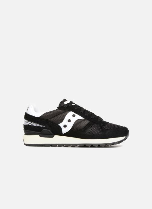 Sneaker Saucony Shadow Originals Vintage schwarz ansicht von hinten
