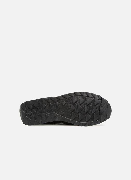 Sneaker Saucony Shadow Originals Vintage schwarz ansicht von oben