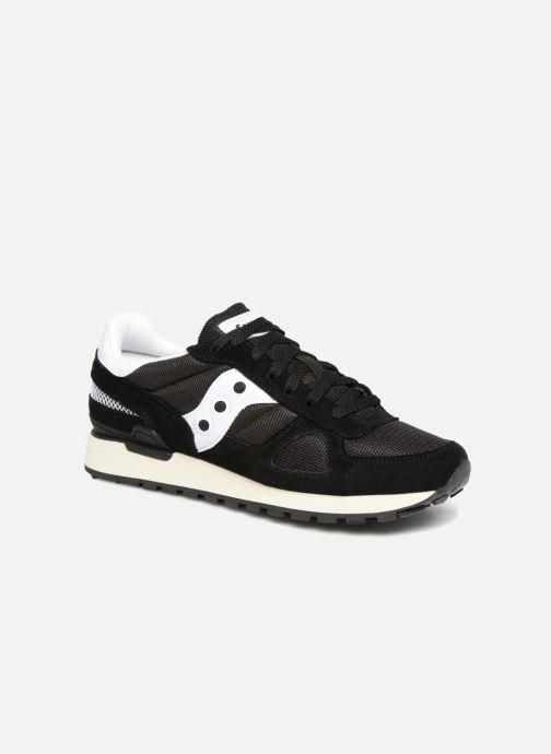 Sneaker Saucony Shadow Originals Vintage schwarz detaillierte ansicht/modell