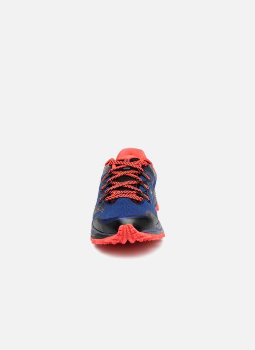 Zapatillas de deporte Saucony Peregrine 8 Azul vista del modelo